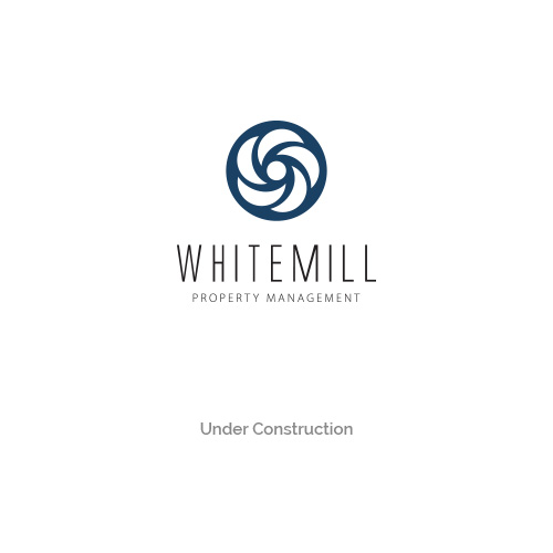 Whitemill Property Management